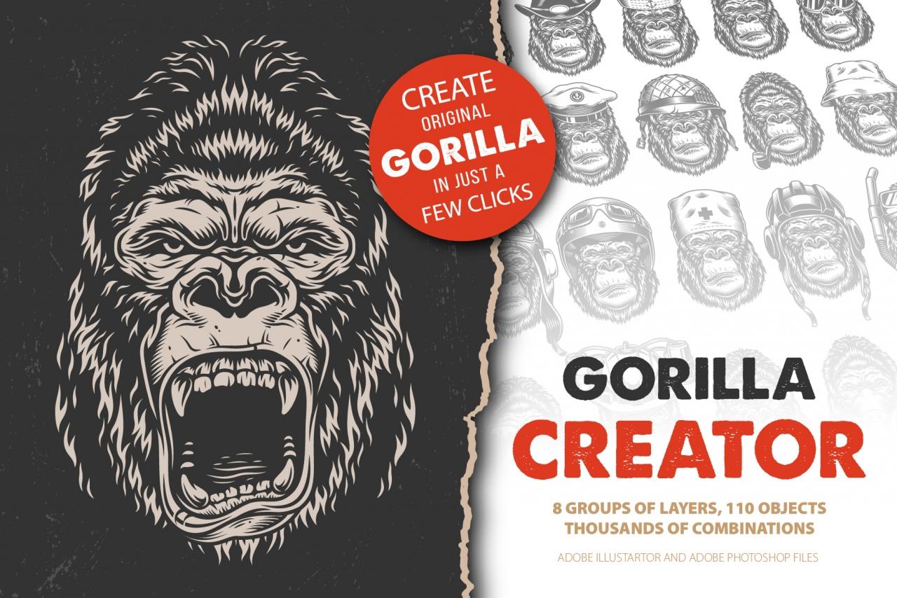 Gorilla creator