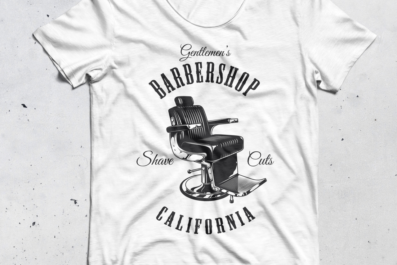 Barbershop templates