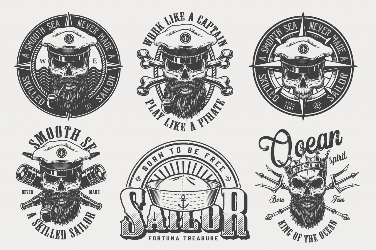 Sailor Emblems Collection