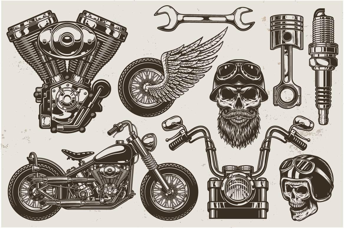 Motorcycle bundle