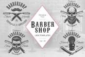 Barbershop emblems