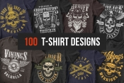 100 Apparel designs