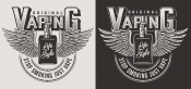 Vaping print design