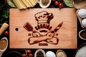 Cooking emblems