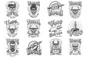 Vaping Emblems Collection