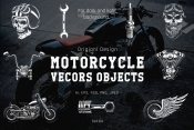 Motorcycle objects collection
