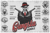 """SAVE 68% """"Gangster bundle"""""""