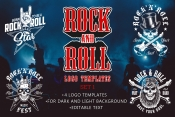 Rock & Roll Templates