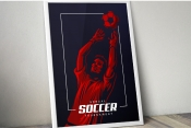 Soccer Posters Collection