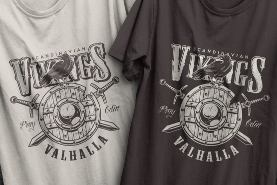 Viking theme design